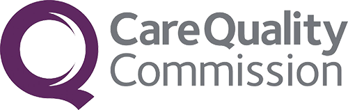 logo for quality care commission