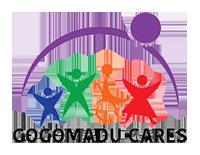 Gogomadu Cares Logo